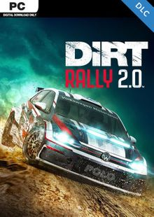 Dirt Rally 2.0 PC DLC clave barata para descarga