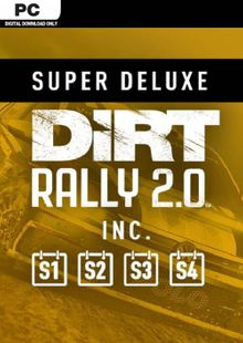Dirt Rally 2.0 - Super Deluxe Edition PC cheap key to download
