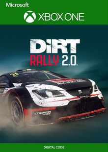 Dirt Rally 2.0 Xbox One (UK) cheap key to download