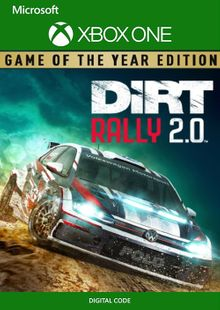 Dirt Rally 2.0 - Game of the Year Edition Xbox One (UK) cheap key to download