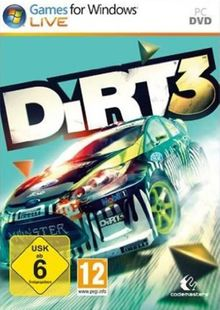 DiRT 3 PC cheap key to download