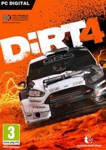 DiRT 4 PC billig Schlüssel zum Download