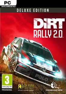 DiRT Rally 2.0 Deluxe Edition PC billig Schlüssel zum Download