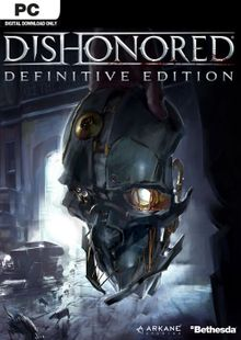 Dishonored Definitive Edition PC cheap key to download