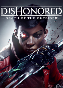 Dishonored: Death of the Outsider PC clé pas cher à télécharger