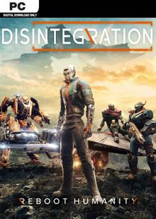Disintegration PC (EU) cheap key to download