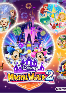 Disney Magical World 2 3DS - Game Code clé pas cher à télécharger