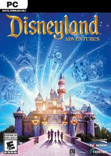 Disneyland Adventures PC cheap key to download