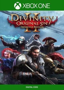 Divinity Original Sin 2 - Definitive Edition Xbox One (UK) cheap key to download