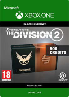 Tom Clancy's The Division 2 500 Credits Xbox One cheap key to download