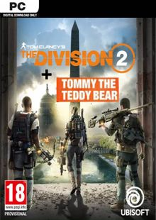 Tom Clancy's The Division 2 PC Inc. Teddy Bear DLC cheap key to download