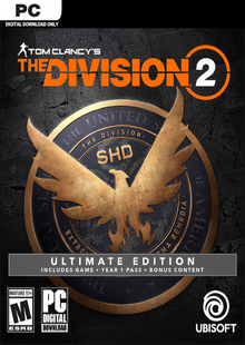Tom Clancy's The Division 2 Ultimate Edition PC cheap key to download