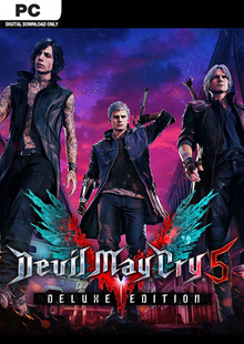 Devil May Cry 5 Deluxe Edition PC cheap key to download