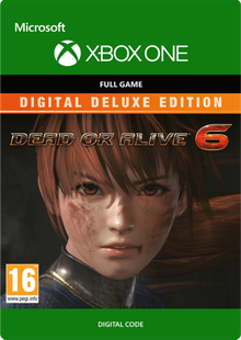 Dead or Alive 6 Deluxe Edition Xbox One cheap key to download