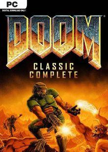 DOOM Classic Complete PC billig Schlüssel zum Download