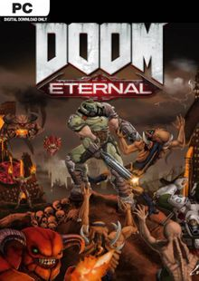 DOOM Eternal PC (WW) + DLC cheap key to download