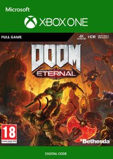 DOOM Eternal Xbox One (UK) cheap key to download