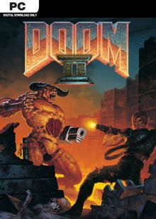 DOOM II 2 PC cheap key to download
