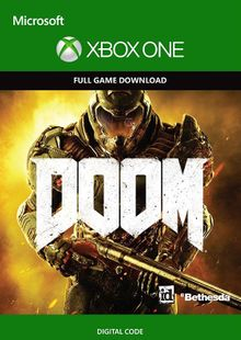 Doom Xbox One cheap key to download