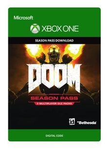 DOOM Season Pass (Xbox One) cheap key to download