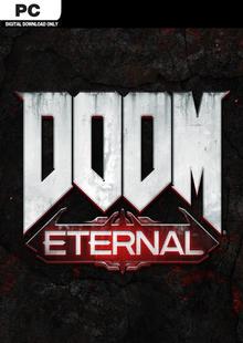 DOOM Eternal PC cheap key to download