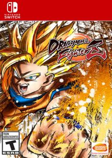 Dragon Ball FighterZ Switch chiave a buon mercato per il download