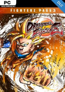 Dragon Ball Fighter Z - FighterZ Pass 3 PC clé pas cher à télécharger