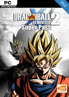 Dragon Ball Xenoverse 2 - Super Pass PC billig Schlüssel zum Download