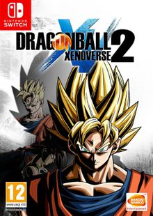 Dragon Ball Xenoverse 2 Switch (EU) cheap key to download