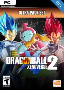 Dragon Ball Xenoverse 2 - Ultra Pack Set PC clé pas cher à télécharger