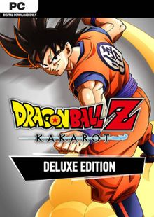Dragon Ball Z: Kakarot Deluxe Edition PC billig Schlüssel zum Download