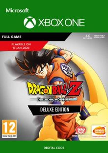 Dragon Ball Z: Kakarot Deluxe Edition Xbox One billig Schlüssel zum Download