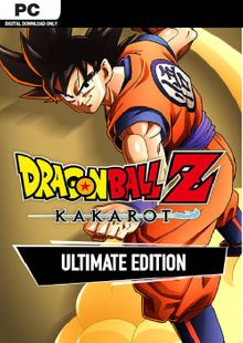 Dragon Ball Z: Kakarot Ultimate Edition PC cheap key to download