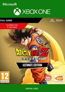 Dragon Ball Z: Kakarot Ultimate Edition Xbox One billig Schlüssel zum Download