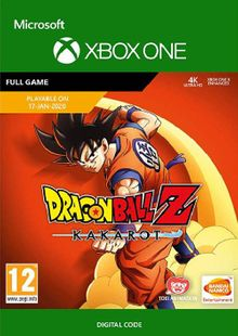 Dragon Ball Z: Kakarot Xbox One cheap key to download