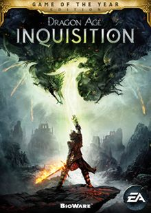 Dragon Age Inquisition Game of the Year Edition PC billig Schlüssel zum Download