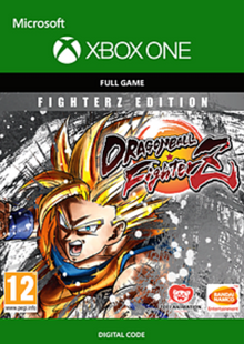 Dragon Ball: FighterZ - FighterZ Edition Xbox One cheap key to download
