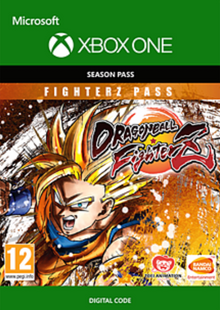 Dragon Ball: FighterZ - FighterZ Pass Xbox One billig Schlüssel zum Download
