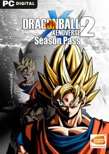Dragon Ball Xenoverse 2 - Season Pass PC cheap key to download