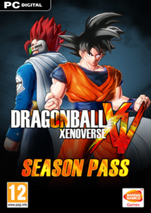 Dragon Ball Xenoverse Season Pass PC cheap key to download