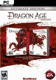 Dragon Age: Origins - Ultimate Edition PC cheap key to download