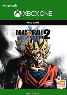 Dragon Ball Xenoverse 2 Xbox One (UK) cheap key to download