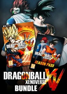 Dragonball Xenoverse Bundle Edition billig Schlüssel zum Download