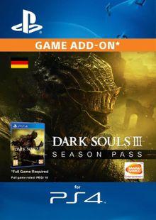 Dark Souls 3 Season pass PS4 (Germany) cheap key to download