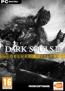 Dark Souls III 3 Deluxe Edition PC clave barata para descarga