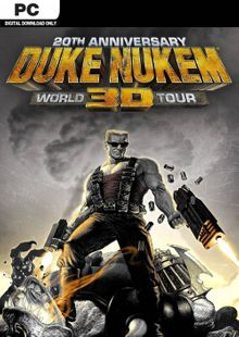 Duke Nukem 3D: 20th Anniversary World Tour PC cheap key to download