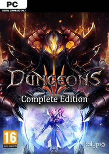 Dungeons 3 - Complete Collection PC cheap key to download