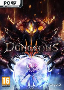 Dungeons III 3 PC cheap key to download