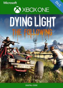 Dying Light: The Following Xbox One (UK) cheap key to download