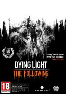 Dying Light: The Following Expansion Pack PC cheap key to download